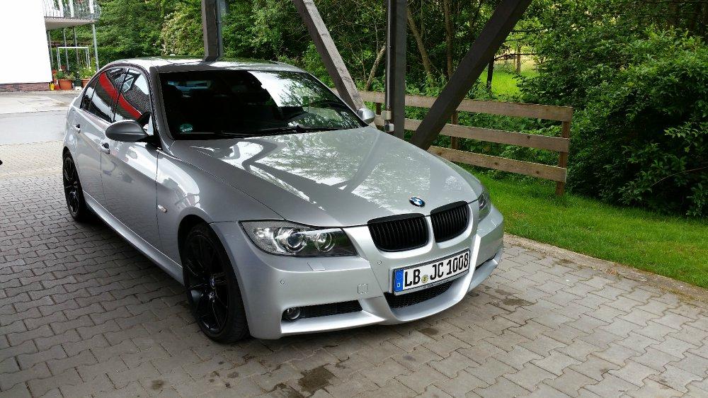 "E90 325i ""Titan"" -Felgen neu Lackiert- - 3er BMW - E90 / E91 / E92 / E93"