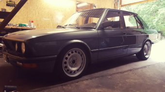 BMW_E28_ex_520i__V8_M62B44 BMW-Syndikat Fotostory