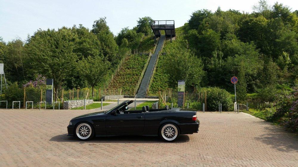328i Cabrio - 3er BMW - E36