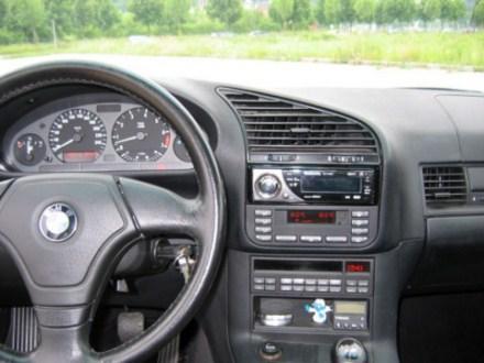 328er Glücksgriff - 3er BMW - E36