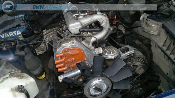 Mein Erster E36 316i M40 Limo      3er Bmw