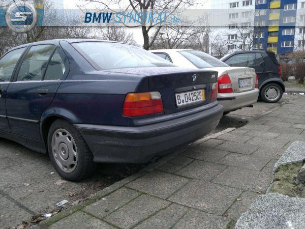 Mein erster E36 316i M40 Limo... - 3er BMW - E36