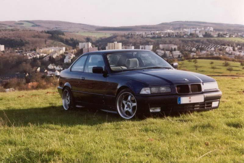 """1992er 320i Coupé (noch 5 Jahre bis zum """"H"""") - 3er BMW - E36"""