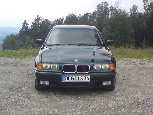 E36,318is - 3er BMW - E36