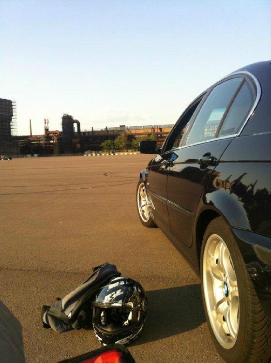 meine e46 323i Limo - 3er BMW - E46