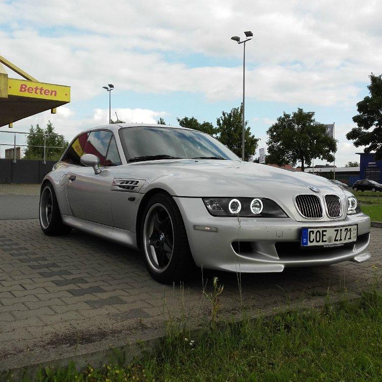 Z3 M Coupe - BMW Z1, Z3, Z4, Z8