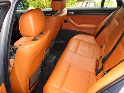bmw e46 320d touring walknappa zimt 3er bmw e46. Black Bedroom Furniture Sets. Home Design Ideas