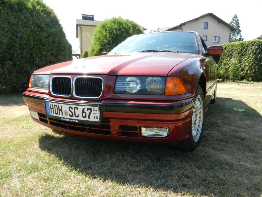 318 Is Original - 3er BMW - E36