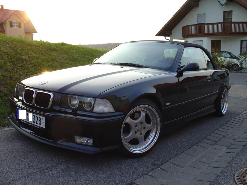 mein 328 im m kleid 3er bmw e36 cabrio tuning. Black Bedroom Furniture Sets. Home Design Ideas
