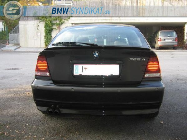 bmw 325ti 3er bmw e46 compact tuning fotos. Black Bedroom Furniture Sets. Home Design Ideas
