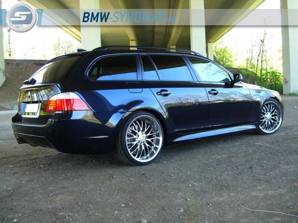 e61 530d turing mit chip 5er bmw e60 e61 touring. Black Bedroom Furniture Sets. Home Design Ideas