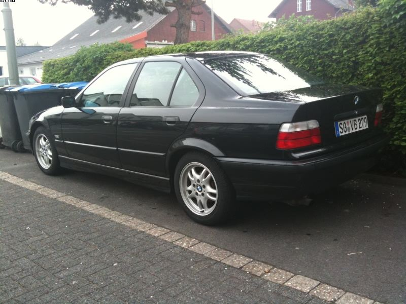 BMW E36 - Dark Power - 3er BMW - E36