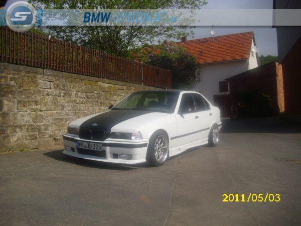 E36 325 Limo - 3er BMW - E36 - DSCI0124.JPG