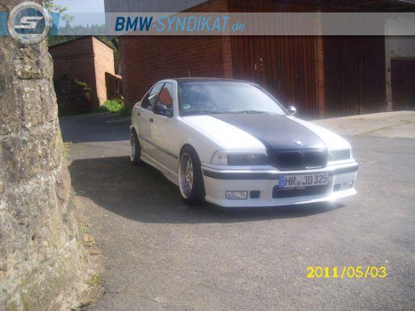 E36 325 Limo - 3er BMW - E36