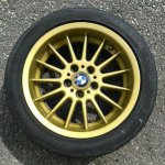 BMW Radial-Styling 32 Brilliantline 8x17 ET 20
