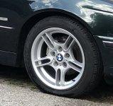 BMW BMW Styling 66 M Parallelspeiche 8x17 ET 20