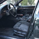 BMW Sitze Alcantara Sitze manuell