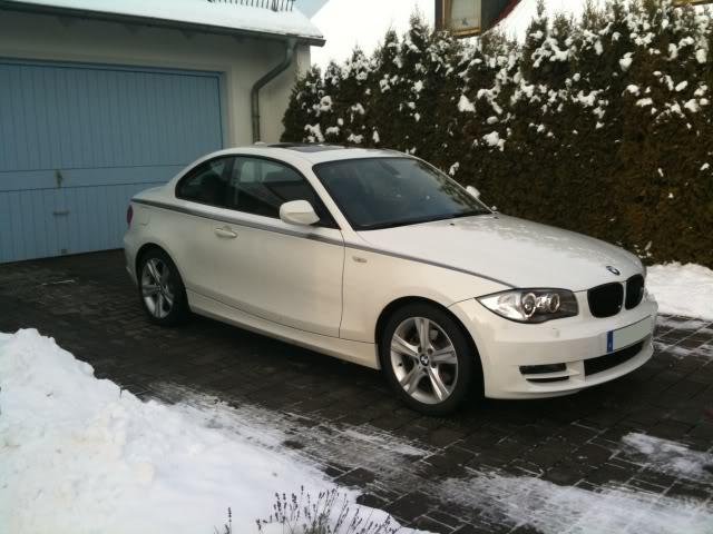 120d Performance Coupé - 1er BMW - E81 / E82 / E87 / E88