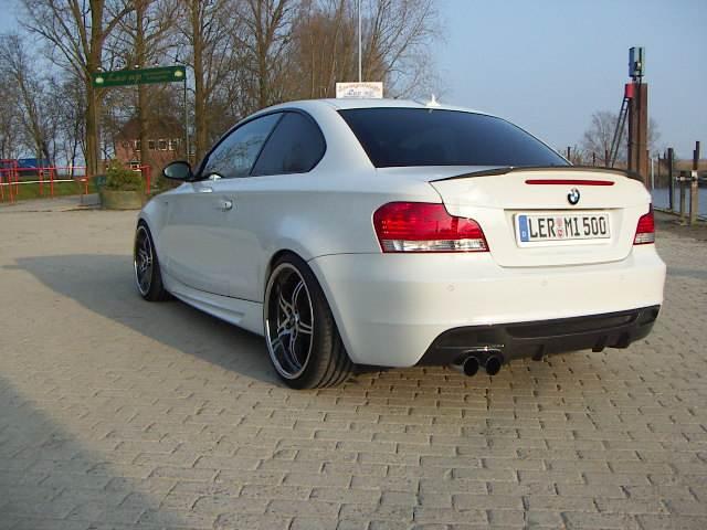 E82 135i  Coupe - 1er BMW - E81 / E82 / E87 / E88