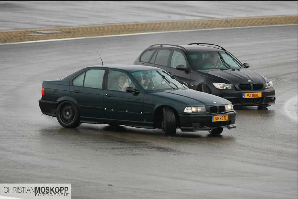 PZ0001 - stanced e91 - 3er BMW - E90 / E91 / E92 / E93