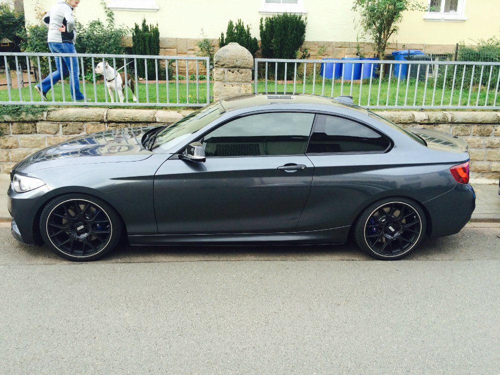 f22 m235i coupe 2er bmw f22 f23 storyseite 2 coupe tuning fotos bilder stories. Black Bedroom Furniture Sets. Home Design Ideas