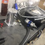 - Eigenbau - Motorumbau / anderer Motor Swirltank/cachetank