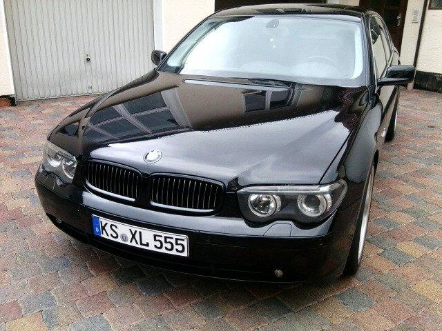 BLACK SEVEN Fotostories Weiterer BMW Modelle 7er