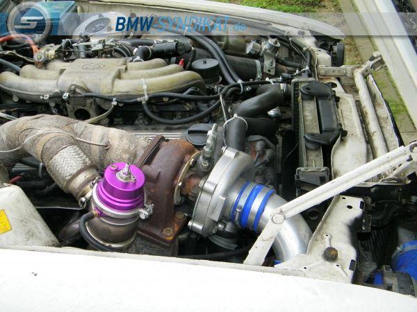 Bmw E30 M20 Turboumbau Nur Für Meile 3er Bmw E30 4 Türer