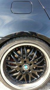 royal wheels GT20 9.5Jx19H2 Felge in 9.5x19 ET 15 mit Dunlop Sport Maxx Reifen in 275/30/19 montiert hinten Hier auf einem 5er BMW E61 525d (Touring) Details zum Fahrzeug / Besitzer