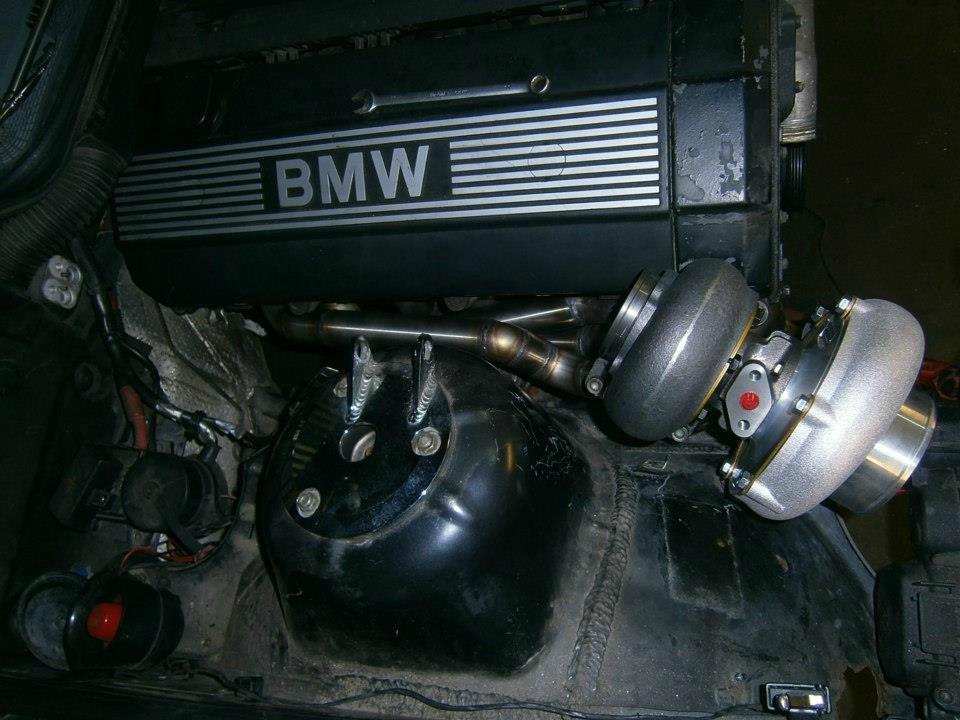 e36 Coupe 328i Turbo - 3er BMW - E36