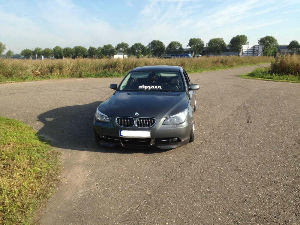 G-Ride e60 530i Montreal 11x19 & 10x19 Airride - 5er BMW - E60 / E61