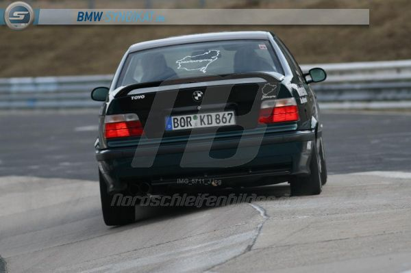 Bmw e36 Warsteiner Limo - 3er BMW - E36