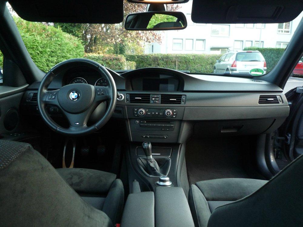 Super E90, 325 Limosine, sedan, sparkling graphite met. [ 3er BMW - E90 SM-39