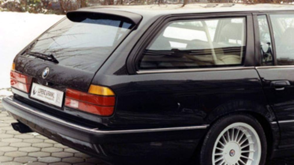 The Unicorn -  E32 750iL Touring - Fotostories weiterer BMW Modelle
