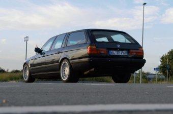 Alpina Classic Felge in 10x17 ET 28 mit Hankook K120 Reifen in 265/40/17 montiert hinten Hier auf einem 7er BMW E32 750i (Limousine) Details zum Fahrzeug / Besitzer