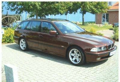 UNIKAT 540i Ausstellungsstück IAA Frankfurt - 5er BMW - E39