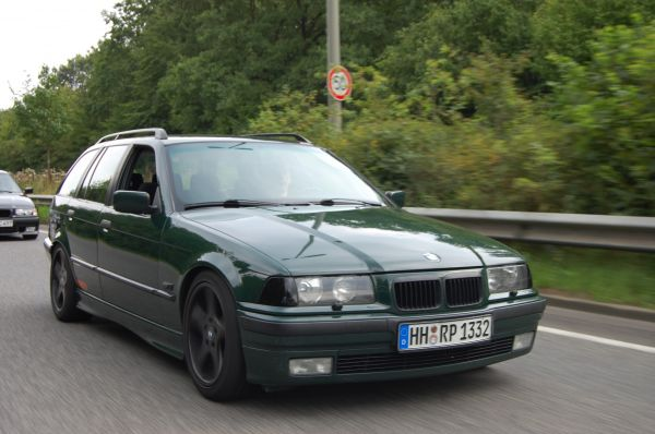 E36 Touring M3-GT-British-Racing-Green - 3er BMW - E36