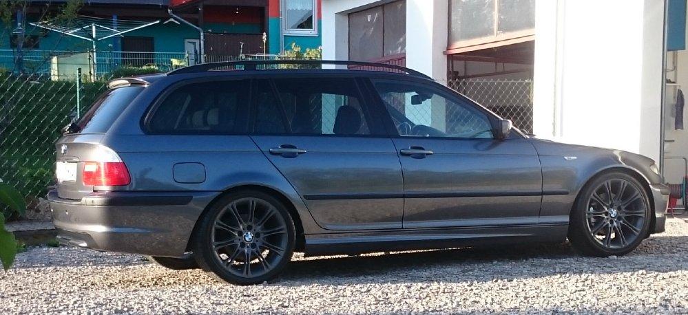 E46 320i touring Facelift M-PaketII M135 18 Zoll - 3er BMW - E46