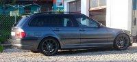 BMW-Syndikat Fotostory - E46 320i touring Facelift M-PaketII M135 18 Zoll