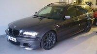 E46 320i touring Facelift M-PaketII M135 18 Zoll - 3er BMW - E46 - _20190517_143527.JPG