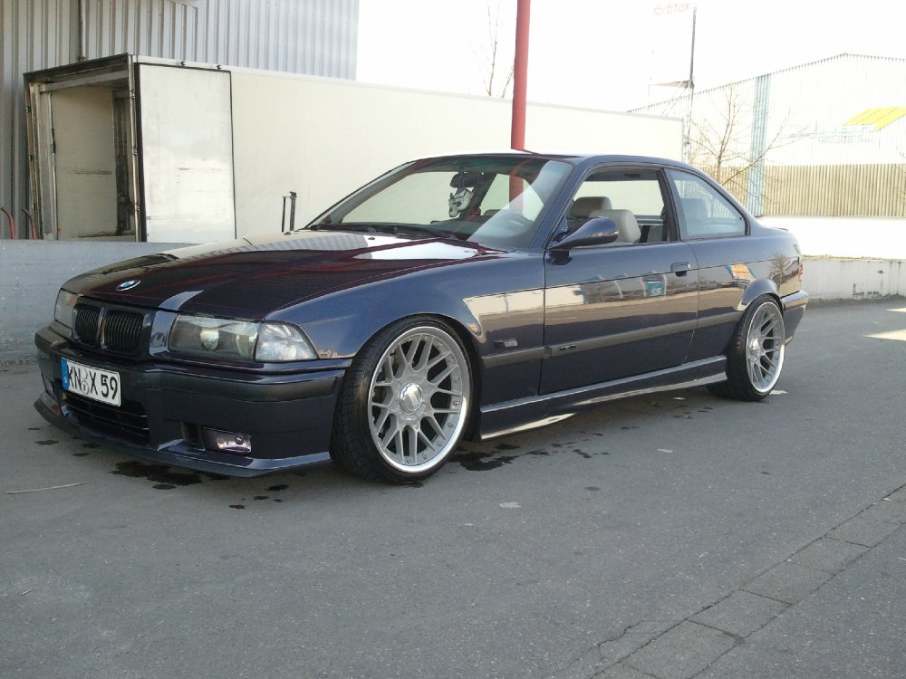 E36 328i Bbs Rs 2 8 5 10x18 3er Bmw E36 Coupe Tuning