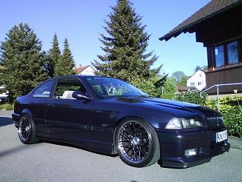 E36 With Bbs Rs Www Picturesso Com