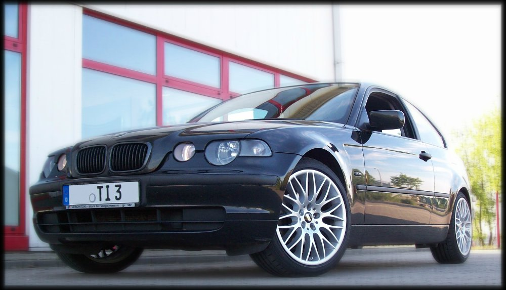 318ti neue bilder mit tfl 3er bmw e46 compact. Black Bedroom Furniture Sets. Home Design Ideas