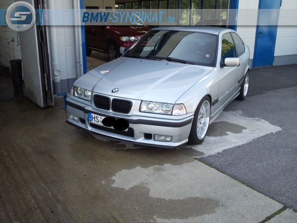 E36 318ti Compact - 3er BMW - E36