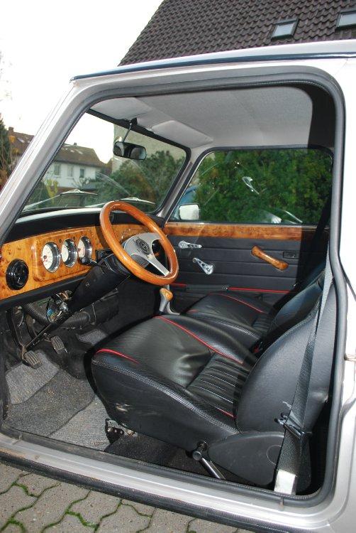 Rover Mini Cooper 13i Silverbullet Fremdfabrikate Sonstige