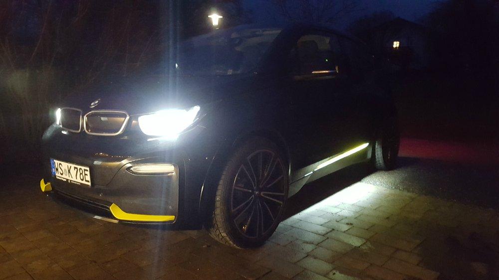BMW I3s Atomstrombomber - nun komplett - Fotostories weiterer BMW Modelle