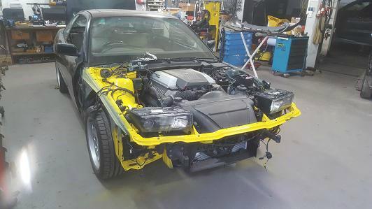 BMW 840CI RHD in Arbeit - Fotostories weiterer BMW Modelle