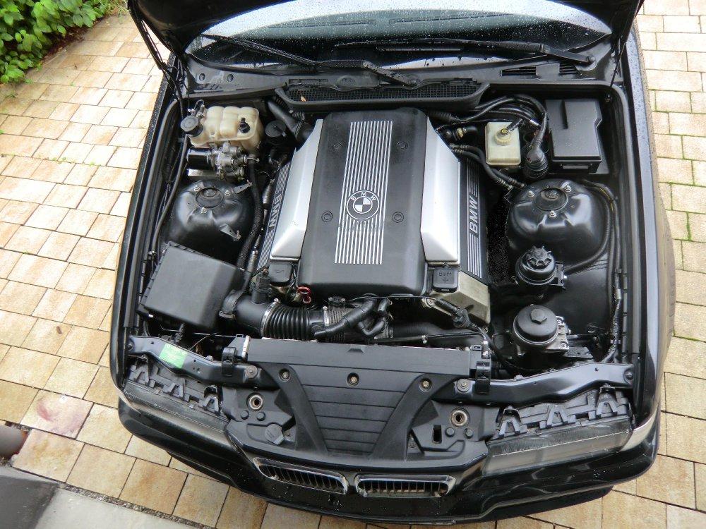 Now Finishd E36 V8 4 6 Touring