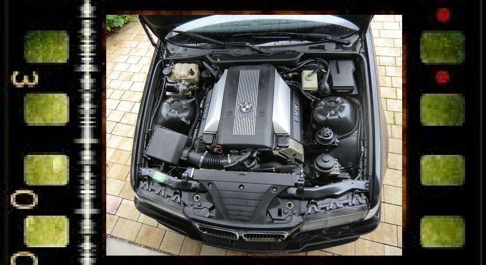 E36 V8 Touring - 3er BMW - E36