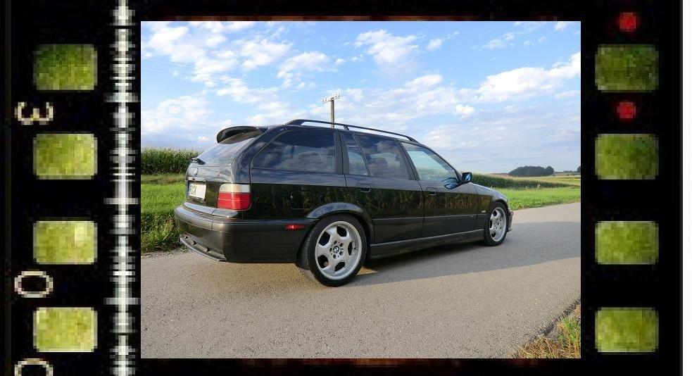 E36 V8 Touring [ 3er BMW - E36 ] (Storyseite 2) \